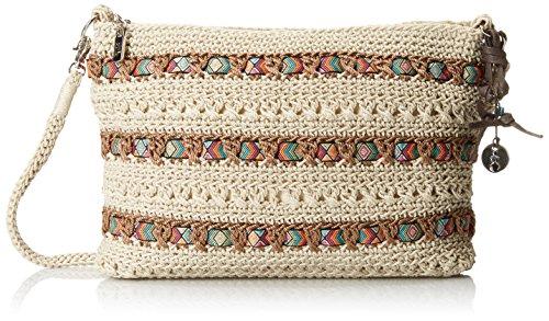 the-sak-casual-classics-3-in-1-clutch-cross-body-bag-eggshell-ribbon-one-size