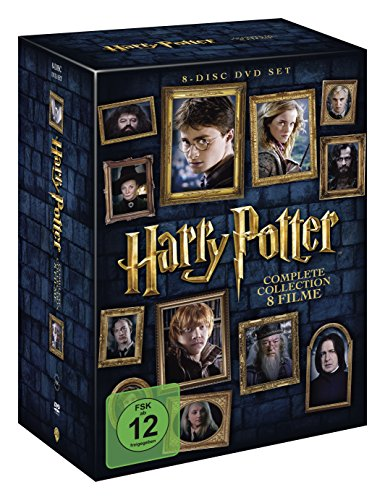 Harry Potter - The Complete Collection [8 DVDs]