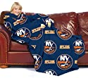 New York Islanders NHL (Adult) Fleece Comfy Throw