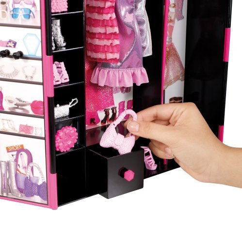 Barbie Fashionista Ultimate Closet Toy, Kids, Play, Children front-803227
