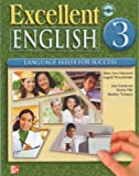 img - for Excellent English Level 3 Student Book with Audio Highlights and Workbook with Audio CD Pack: Language Skills For Success book / textbook / text book