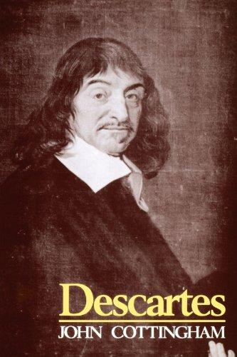 Rene descartes essay introduction