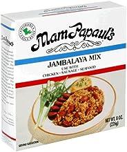 Mam Papauls Mix Jambalaya 8 OZ Pack of 6