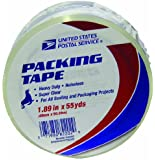 LePage's USPS Heavy Duty Packaging Tape, 1.89 x 55 Yards (82202)