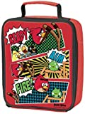 Angry Birds Polyester Frames Lunch Bag, Multi-Colour