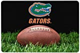 NCAA Florida Gators Classic Football Pet Bowl Mat, Large