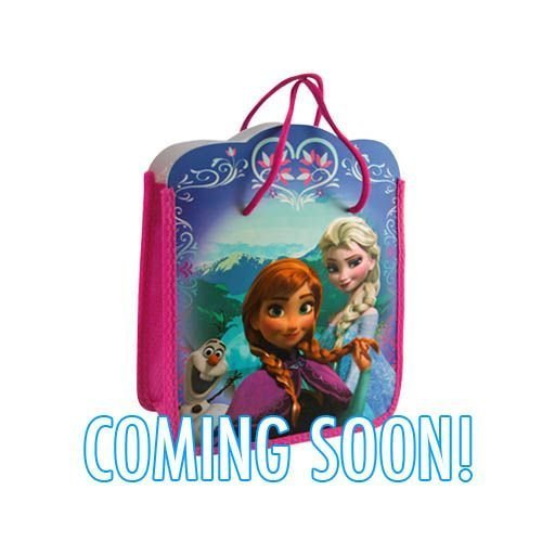 "Disney Frozen Mini Tote Bag with Hangtag - Size: 9.50"" X 7.75"" X 2.25"