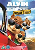 Alvin and the Chipmunks: The Road Chip [DVD] [2016]