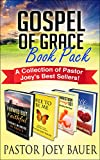Gospel of Grace Book Pack: A Collection of Pastor Joeys Best Sellers