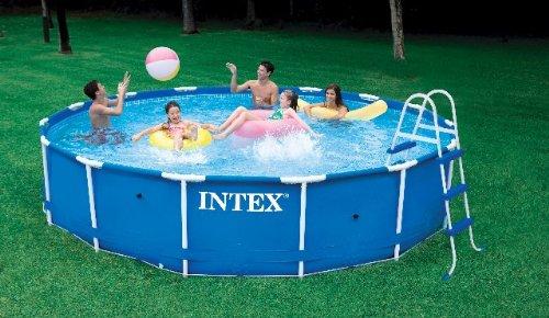 INTEX 15′ x 36″ Metal from Intex