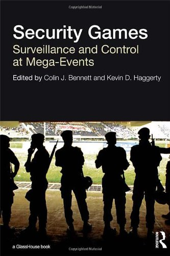 Security Games: Surveillance and Control at Mega-Events
