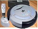 効率スピードアップ リモコン付全自動充電式 お掃除ロボット クリーンスターDNA