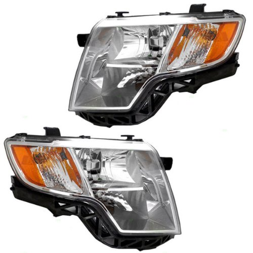 Ford Edge Headlight Headlight For Ford Edge