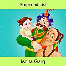 Surprised List Audiobook by Ishita Garg Narrated by John Hawkes