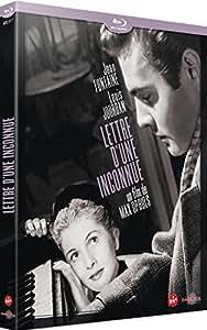 Lettre d'une inconnue [Blu-ray]