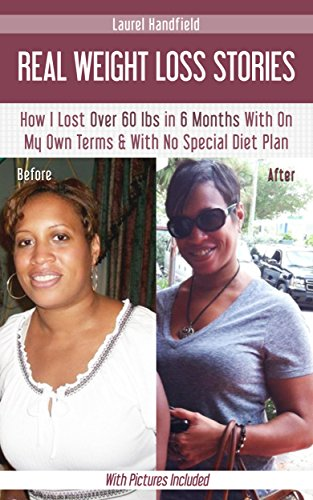 Real Weight Loss Stories: How I Lost 60 Lbs. in 6 months On My Own Terms & With No Special Diet Plan (With Pictures Included)
