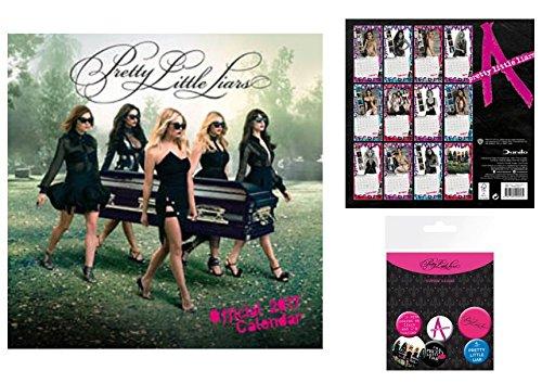 set-pretty-little-liars-offizieller-kalender-2017-30x30-cm-inklusive-1x-button-pack-15x10-cm