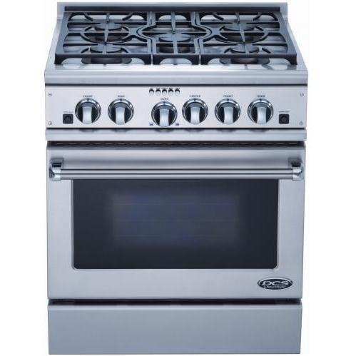 Dcs Rdt-305-Ssn Range 30, 5 Burner, Natural Gas