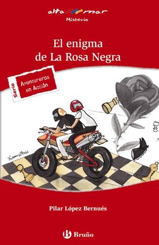 El enigma de La Rosa Negra (Castellano - Bruño - Altamar)