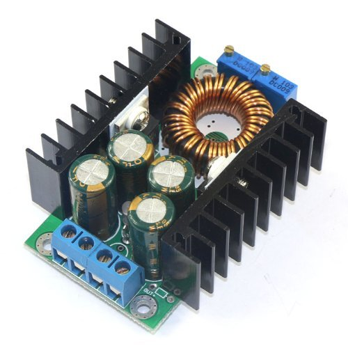 Kimdrox Dc 7-40V To 1.2-35V Buck Converter Constant Current/Voltage Led Driver Charger Module 8A