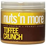 Nuts N More Peanut Butter Crunch, Tof...