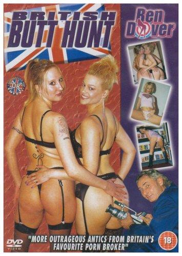Ben Dover British Butt Hunt [DVD] [2007]