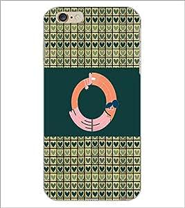 PrintDhaba GRANDbet O D-4147 Back Case Cover for APPLE IPHONE 6 PLUS (Multi-Coloured)