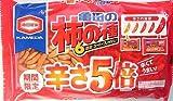 亀田製菓 亀田の柿の種辛さ5倍 192g×12袋入