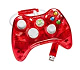 Rock Candy Controller - Red (Microsoft Licensed) (Xbox 360)