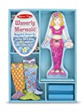 Melissa & Doug Waverly Mermaid Magnetic Dress Up
