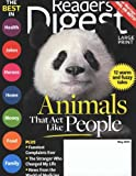 Readers Digest Large Print (1-year auto-renewal)