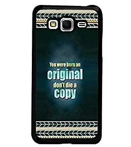 PrintDhaba Quote D-4140 Back Case Cover for SAMSUNG GALAXY GRAND PRIME (Multi-Coloured)