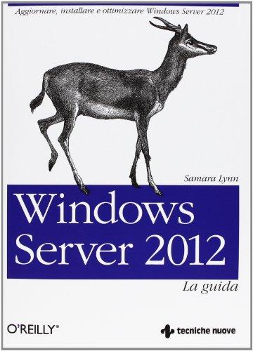 Windows Server 2012 La guida PDF