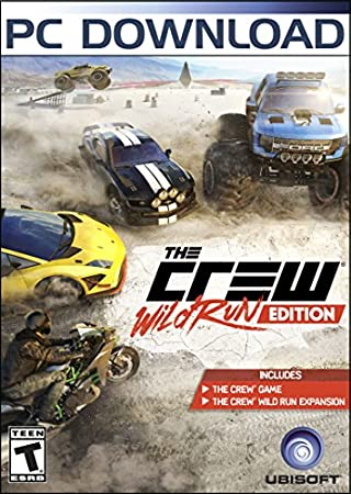 The Crew Wild Run Edition [Online Game Code]