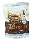 HannahMax Baking Natural Crunchy Cinnamon Sugar Cookie Chips, 6oz. 6 Pack