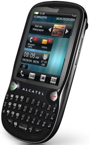 ALCATEL 806 TRIBE