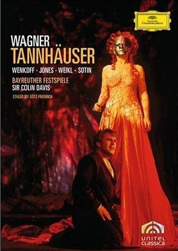 Cover art for  Tannhauser