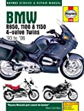 Haynes Manual for BMW R850, 1100 & 1150 4-valve Twins (93 - 06) Including an AA Microfibre Magic Mitt