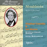 The Romantic Piano Concerto, Vol. 03 Mendelssohn Double Concertos Stephen Coombs