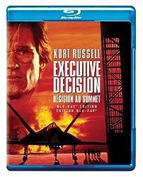 Executive Decision [Blu-ray]