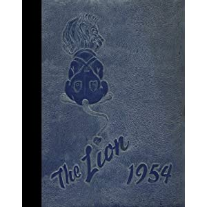 (Reprint) 1954 Yearbook: Chestnut Ridge High School, New Paris, Pennsylvania Chestnut Ridge High School 1954 Yearbook Staff