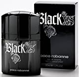 PACO RABANNE BLACK XS eau de toilette spray 100ml