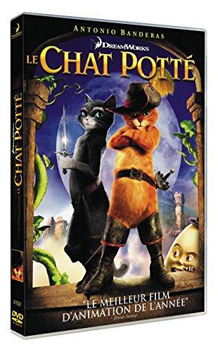 Le Chat Potté = Puss in boots / Chris Miller, Réal.   Miller, Chris. Monteur