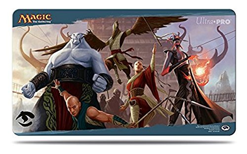 Magic The Gathering Khans of Tarkir Play Mat, Volume 2 - 1