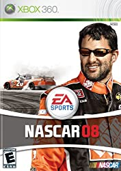 NASCAR 2008 - Xbox 360 (Back to Back)