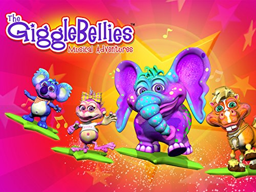 The GiggleBellies: Top Children's Nursery Rhymes - Season 1