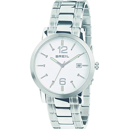 Relojes para hombre hora BREIL Momento - acero inoxidable colour blanco TW1456