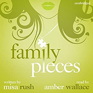 Family Pieces Audiobook