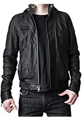 Fjackets Mission Impossible Ghost Protocol Real Leather Jacket