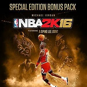 NBA 2K16 Michael Jordan Special Edition - PS4 [Digital Code]